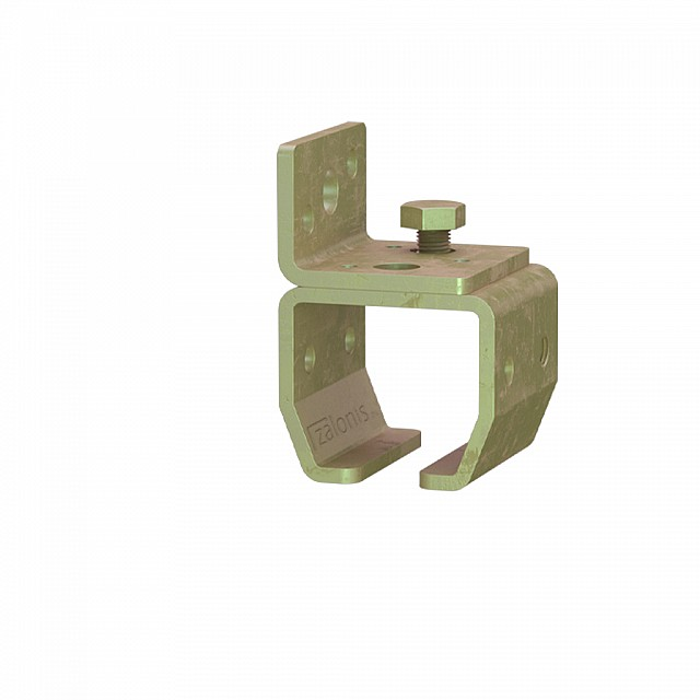 WALL RAIL SUPPORT H24